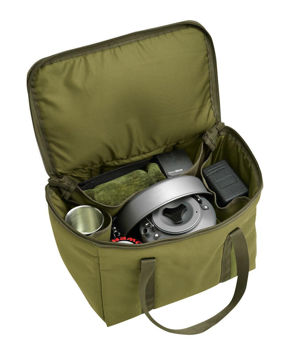 Trakker NXG Cookware Bag 204911 Essenstasche 34x24x24 cm für Kochzubehör ansehen