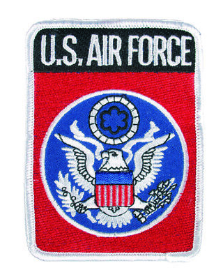 US Truppen AIR FORCE Abzeichen Aufnäher Sticker Uniform - Air Force Uniform Kostüme