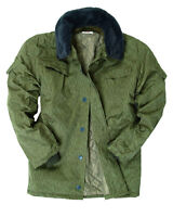 Winter Jacket Hunting Padded Camouflage A Dash Non Nva Camoflauge Size 60 - miltec - ebay.co.uk