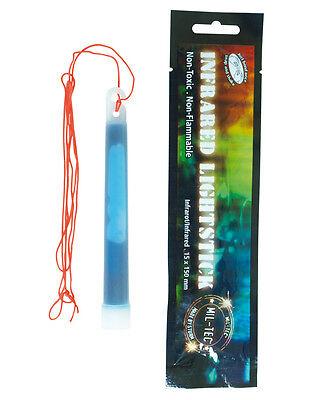 Mil-Tec Mini-Leuchtstab Leuchtstäbe Knicklicht Knicklichter Fischerknicklicht