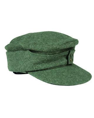 WH Feldmütze M43 Gr 58 Uniformmütze WaffenXX WK2 WWII Wehrmacht Mütze Field Cap
