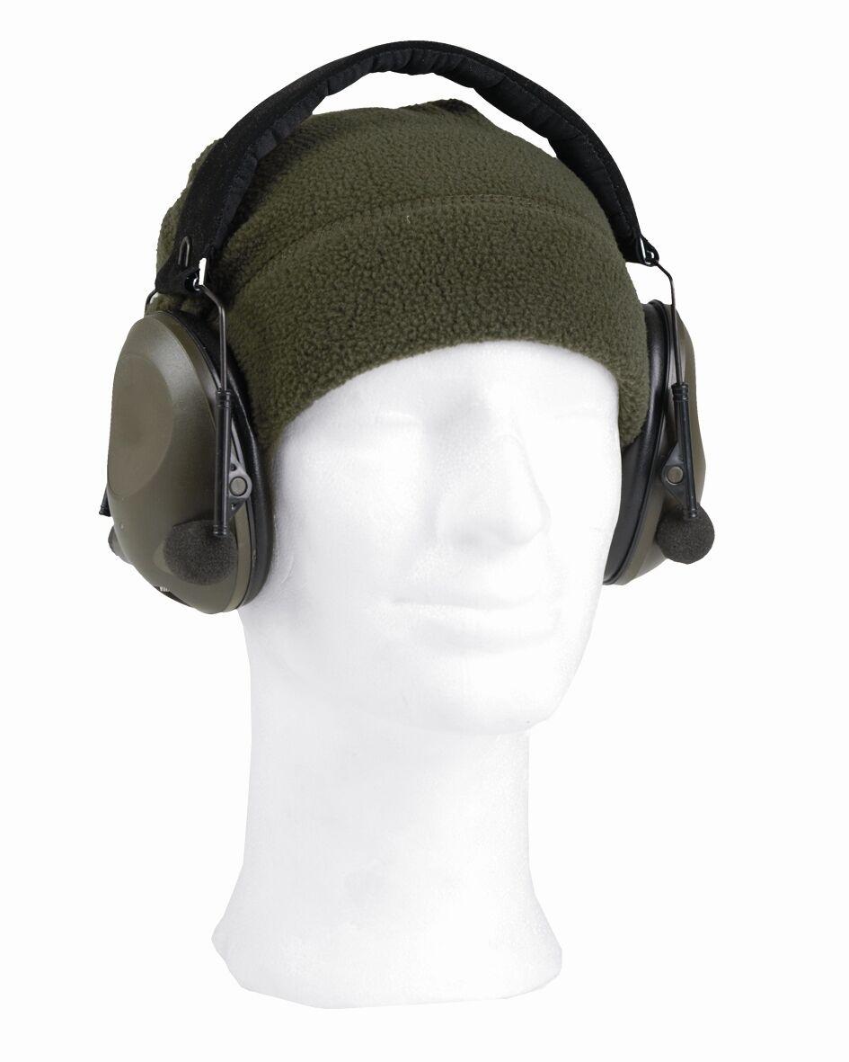 aktiver Gehörschutz für Sportschützen, Jäger und Polizei