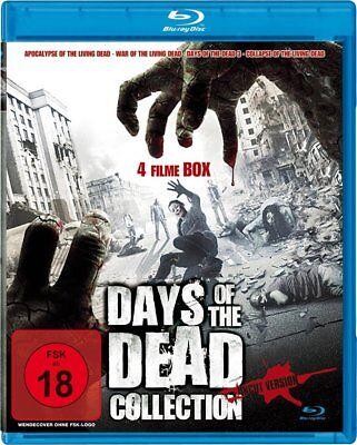 Y Days of the Dead 3 & War of the living Dead & Apocalypse o (O Filme Halloween)