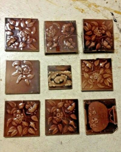Antique Decorative Tiles