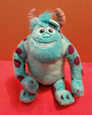 Sully James P. Sullivan Monster's Inc. Stuffed Doll Toy Disney Pixar