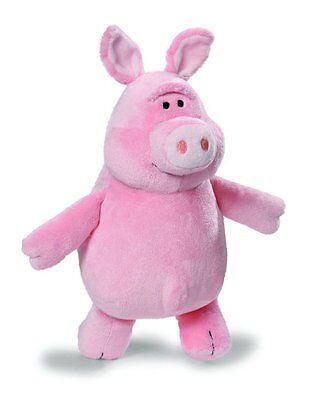 Nici Shaun das Schaf Schwein 35cm Schlenker Kuscheltier Glücksschwein 30°C 34349