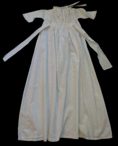 Vintage Infants Christening Gown, Baptism Gown