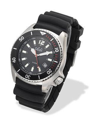 Adi Watches Tactical Elegant Analog Mens Dive Military Waterproof Watch 2850