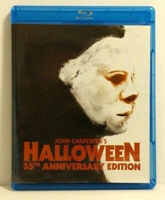 Halloween (Blu-ray Disc, 2013, 35th Anniversary) - Halloween Blu Ray 35th Anniversary