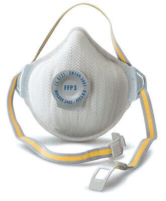 """Moldex """"Air Plus"""" 3405 FFP3 R D mit Klimaventil Atemschutzmaske Mundschutz"""