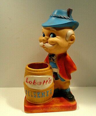 Vintage Labatt's Pilsener Swizzle Stick Holder
