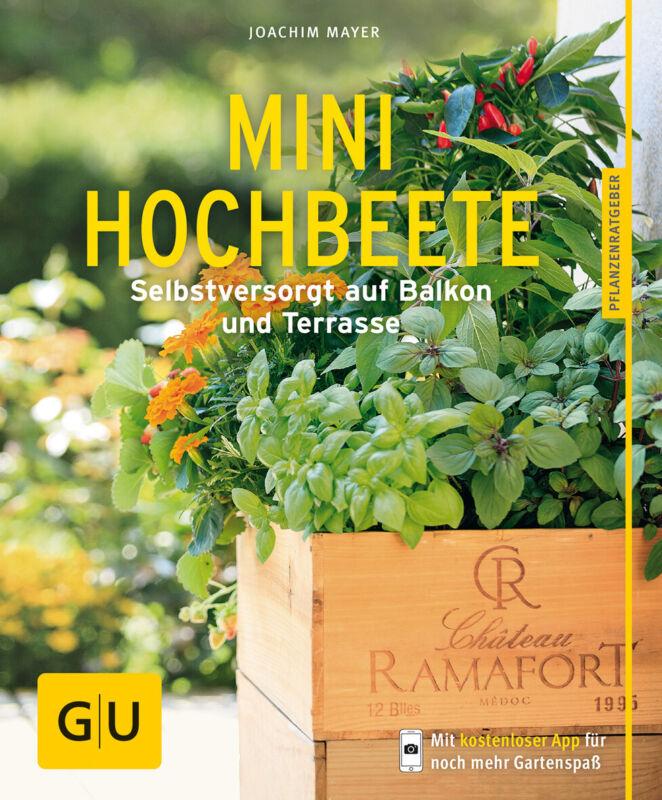 Joachim Mayer - Mini-Hochbeete