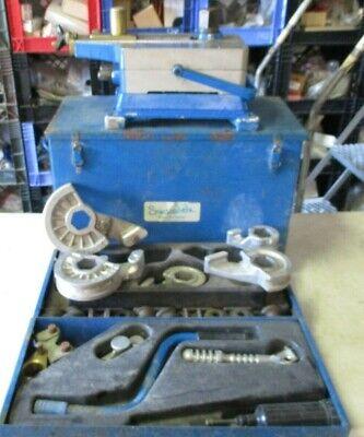 Swagelok Model Ms-btb-m 12 To 1 Benchtop Manual Tubing Bender Stainless Steel