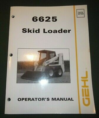 Gehl Loader | Owner's Guide to Business and Industrial Equipment