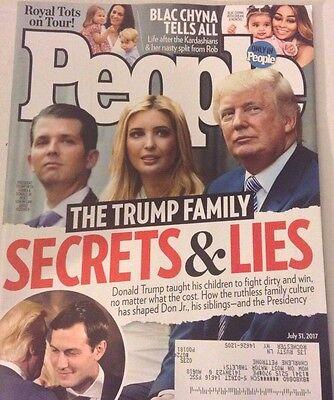 People Magazine Donald Trump Blac Chyna July 31, 2017 080117nonrh
