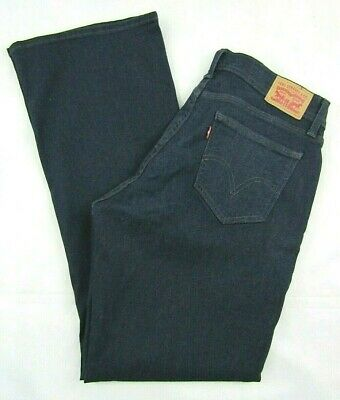 Levi's 529 Curvy Bootcut Jeans Women's Size 12 Medium W31 X L32 $54.50 New