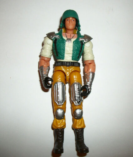 GI Joe Figure Vintage 2002-2006 Switch Gears