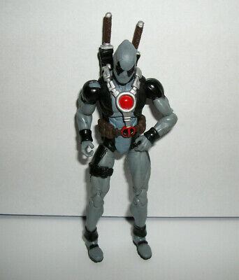 "Marvel Universe Figure 3.75"" 3-4"" Infinity War Avengers #3a Gray Deadpool"