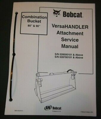 Used Bobcat Bucket | Owner's Guide to Business and