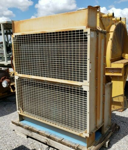 Radiator Cummins Detroit Cat others Bearward 20Sq. Ft. Single Pass Bargain