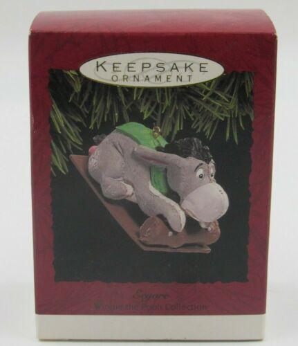 "Hallmark Keepsake ""Eeyore"" Winnie the Pooh Collection Ornament"