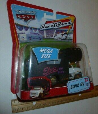 Disney Pixar Cars Mega Size Elvis RV