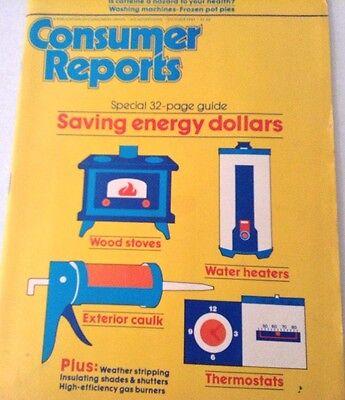 Consumer Reports Magazine Saving Energy Dollars October 1981 072917Nonrh