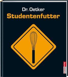 Studentenfutter von Dr.Oetker (2007, Gebundene Ausgabe)