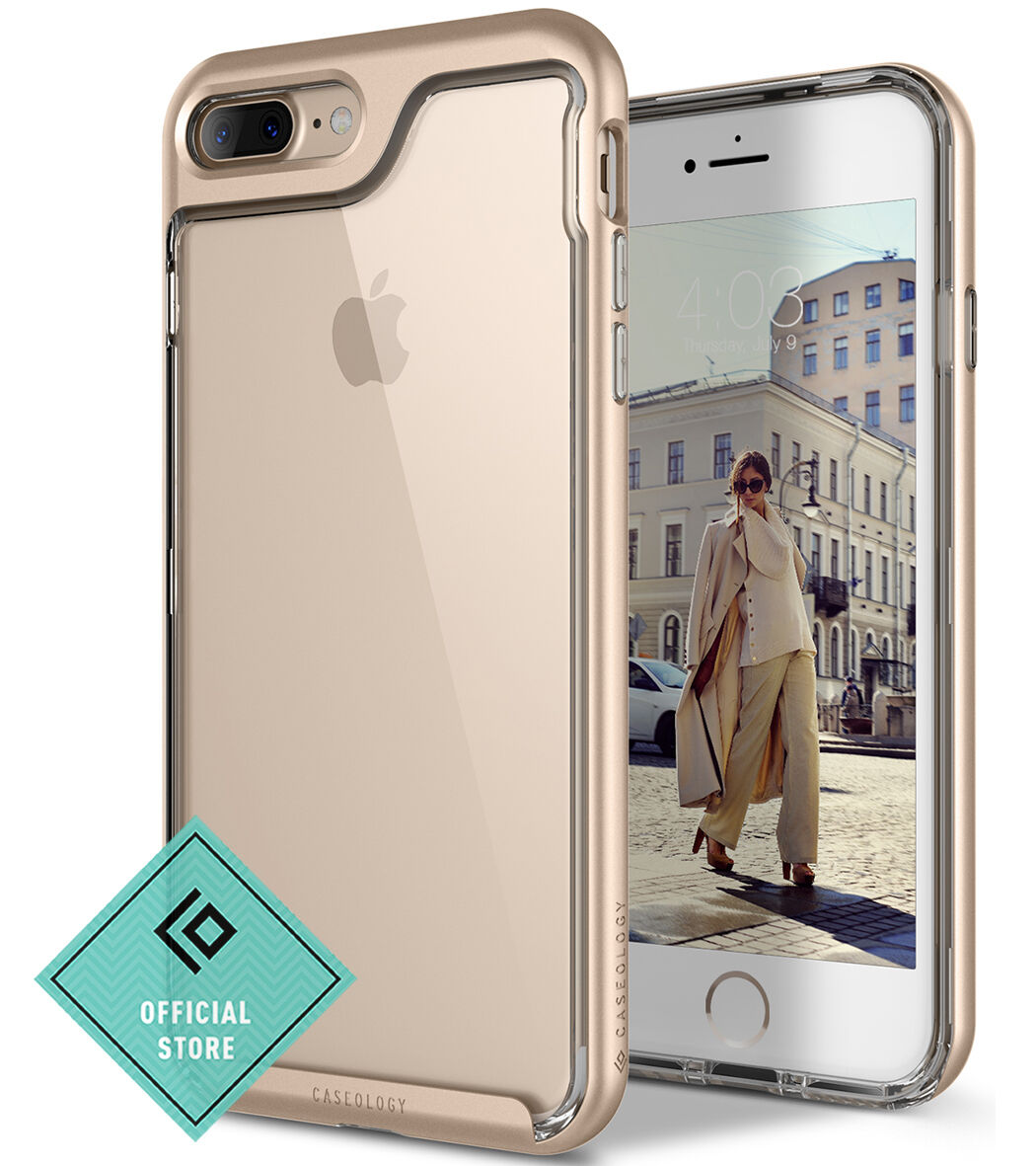 For iPhone 7+ Plus, 8+ Plus Case   Caseology  Protective Cle