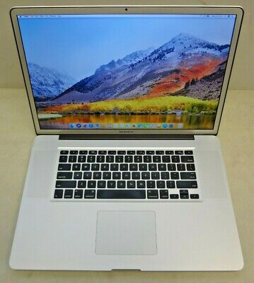 "Apple MacBook Pro A1297  Mid 2010  17""  i5-M540  2.53 GHz 4GB  750GB HDD (62)"