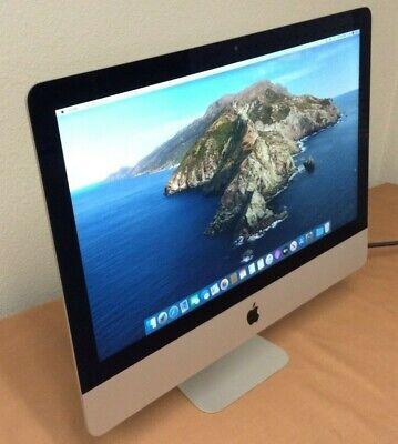 """APPLE iMac (A1418)21.5"""" Intel Core i5 1.4GHz 8GB 500GB HDD"""