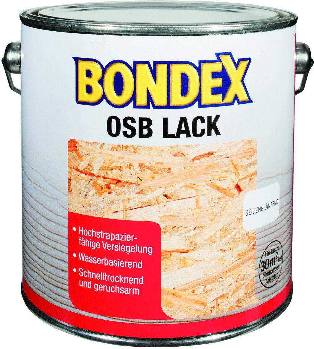 bondex osb lack seidenglänzend 2,5 l versiegelung für osb-platten