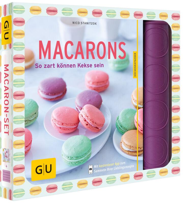 Macaron-Set Nico Stanitzok