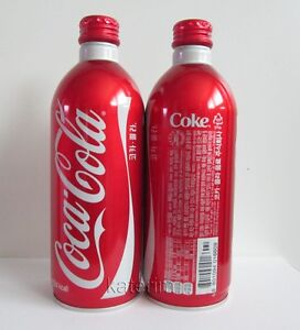 Coca Cola Coke Limited  Aluminium bottle, New