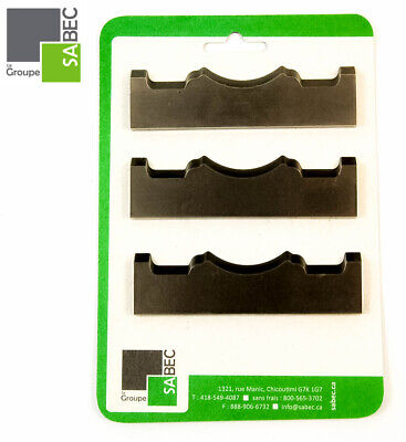 New Moulding Knives Kit Of 3 Casing Molding 3.50 Woodmaster Compatible 1039