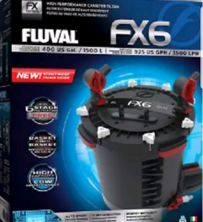 Fluval FX6 BNIB