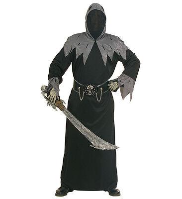 WIM 55546 Reaper Skull Warlord Phantom Fasching Halloween Kinder Unisex - Phantom Reaper Kostüm