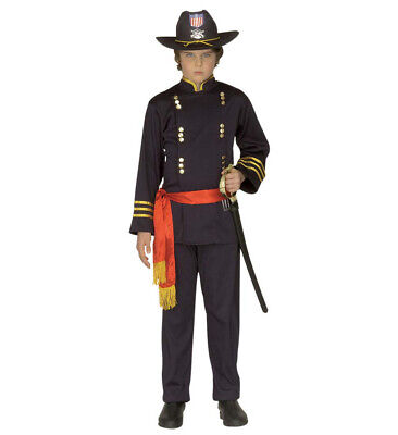 Faschingskostüme Kinder Allgemeine Nordstaatler Amerikanisch PS - Militär Allgemein Kostüm