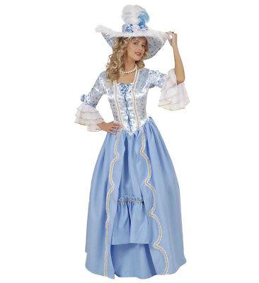 Kleid englischer Königshof 19. JH Prinzessin Kostüm viktorianisch historisch -