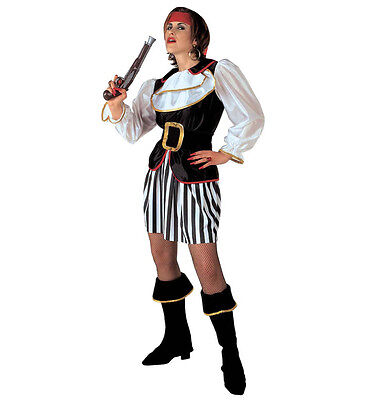 *SALE* QUALITY PIRATE LADY FANCY DRESS COSTUME CARIBBEAN BUCCANEER - Sales Lady Kostüm