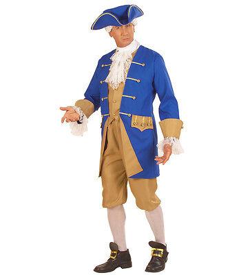 ANT 57861 Fasching Karneval Herren Kostüm Offizier General - Kolonial Herren Kostüme