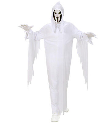 Widmann Kinder Geist Gespenst Scream  Kostüm Karneval - Scream Kostüme Kinder