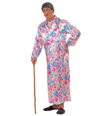 ist Oma entblößend Nackter Mann Herren Scherz Kostüm JGA (Nackter Mann Kostüm)