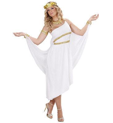 ANT 77471 Griechische Göttin Griechin Toga Fasching Karneval Damen Kostüm S M