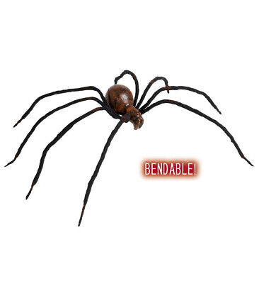 blutige Spinne Halloween Karneval Hexe grusel biegbar modellierbar (Halloween Hexe Requisiten)