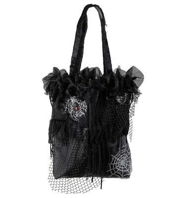 Halloweentasche Halloween Tasche Hexentasche Hexe Verkleidung Accessoire neu