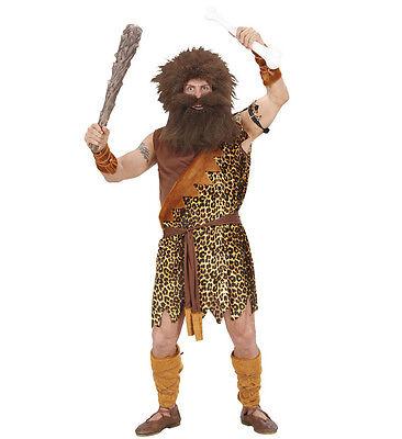 CAVEMAN JUNGLE MAN TARZAN FANCY DRESS COSTUME ADULT MALE (Jungle Man Kostüm)