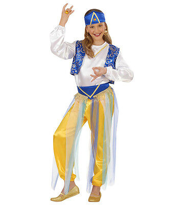 ARAB PRINCESS FANCY DRESS COSTUME ALADDIN GIRLS DELUXE QUALITY - Arab Princess Costume