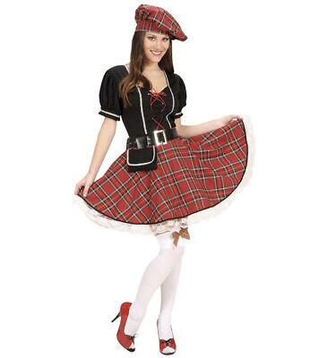 Kostüm Karneval Sexy Frau Schottisch Ps - Schottische Kostüme