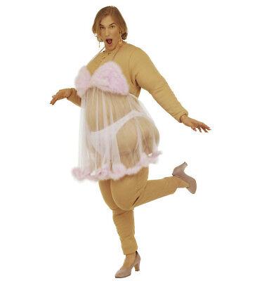 zerin gepolsterstes Kostüm Junggesellenabschied One Size (Dick Kostüme)